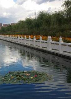 呼包鄂环城绿化景观带